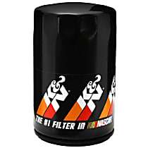 K&N PS-2009 Oil Filter - Canister, Direct Fit, Sold individually
