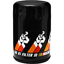 K&N PS-2011 Oil Filter - Canister, Direct Fit, Sold individually