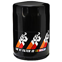 K&N PS-3003 Oil Filter - Canister, Direct Fit, Sold individually