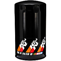 K&N PS-4003 Oil Filter - Canister, Direct Fit, Sold individually