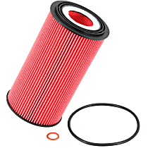 PS-7006 Oil Filter - Cartridge, Direct Fit, Sold individually