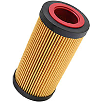 K&N PS-7010 Oil Filter - Cartridge, Direct Fit, Sold individually