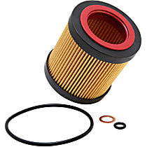 PS-7014 Oil Filter - Cartridge, Direct Fit, Sold individually