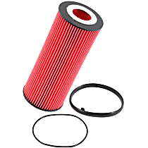 PS-7015 Oil Filter - Cartridge, Direct Fit, Sold individually