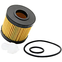 K&N PS-7020 Oil Filter - Cartridge, Direct Fit, Sold individually