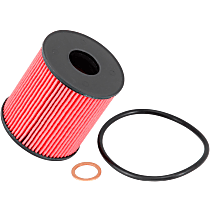 PS-7024 Oil Filter - Cartridge, Direct Fit, Sold individually