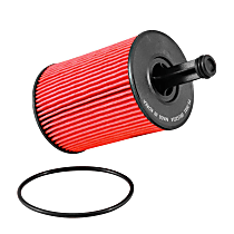 PS-7031 Oil Filter - Cartridge, Direct Fit, Sold individually