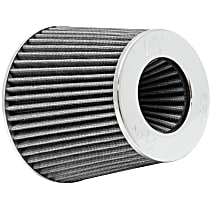 RG-1001WT Universal Air Filter - White, Cotton Gauze, Washable, Universal, Sold individually