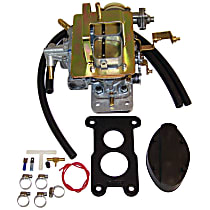 Crown Carburetor 1984-1986 Jeep Cherokee XJ 1986 Jeep Comanche MJ 2.8L Engine Rochester Carburetor