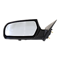 Mirror - Driver Side, Power, Heated, Folding, Paintable, Models Built From July 2006, New Body Style