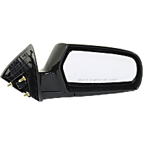 Mirror - Passenger Side, Power, Heated, Folding, Paintable, Models Built From July 2006, New Body Style