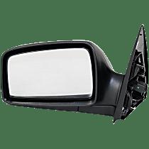 Mirror - Driver Side, Power, Textured Black