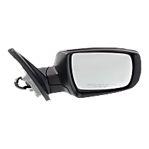 Mirror - Passenger Side, Power, Heated, Power Folding, Paintable, With Turn Signal, and Memory