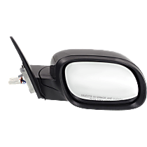 Mirror Manual Folding Heated - Passenger Side, Paintable