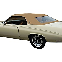 Convertible Top, Buckskin