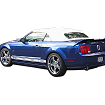CD2047WC01SDX Convertible Top, Bright white