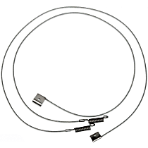 Kee Auto Top TDC2045 05-14 Convertible Top Cable - Direct Fit