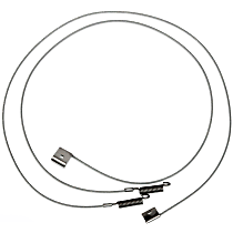 Kee Auto Top TDC4083 99-09 Convertible Top Cable - Direct Fit