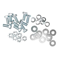 Key Parts 0847-197 Bolt - Direct Fit, Kit