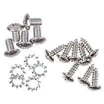 Key Parts 0847-801 Screw - Direct Fit, Kit