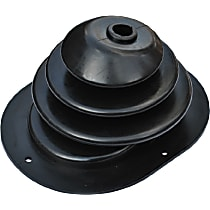0849-714 Shift Boot - Black, Direct Fit, Sold individually