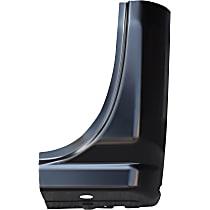 0865-115 Cab Corner - Driver Side, Extended Cab Pickup, Direct Fit