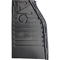 Key Parts 95-13-74-4 Floor Panel - Direct Fit, Sold individually