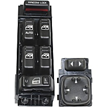 Replacement Mirror Switch and Window Switch Kit