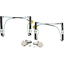 Window Regulator and Window Motor Kit
