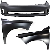 Fender and Bumper Cover Kit