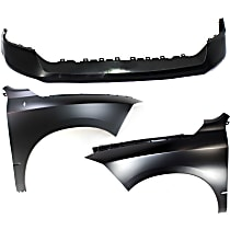 Replacement Fender and Bumper Cover Kit