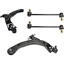 Replacement Control Arm and Sway Bar Link Kit