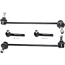Suspension Kit - Non-greasable, Direct Fit, Set of 4