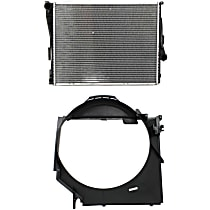 Radiator and Fan Shroud Kit