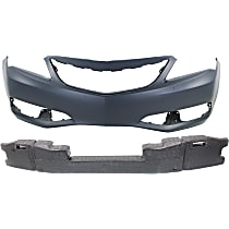 Bumper Cover and Bumper Absorber Kit