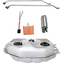 Fuel Tank Strap, Fuel Pump, and Fuel Tank Kit