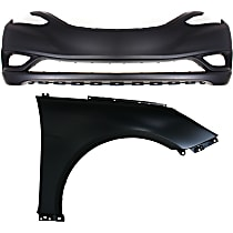 Bumper Cover and Fender Kit