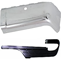 Replacement Bumper Step Pad and Bumper End Kit