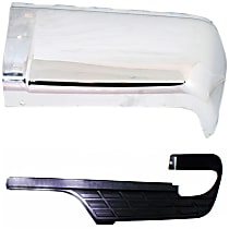 Replacement Bumper End and Bumper Step Pad Kit
