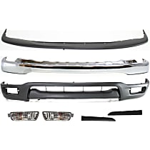 Headlight Filler, Bumper, Valance, Bumper Filler and Turn Signal Light Kit