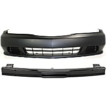 Replacement Bumper Reinforcement, and Bumper Cover Kit