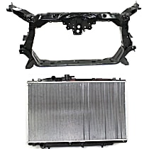 Radiator Support - Assembly, with Radiator