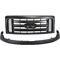 Grille Assembly and Bumper Cover Kit