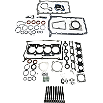Head Gasket Set, Lower Engine Gasket Set and Cylinder Head Bolt Kit