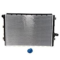 Radiator, L4 2.0L, Includes Radiator Cap