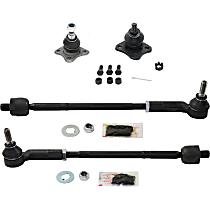 Tie Rod Assembly - Set of 4