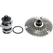 Fan Clutch and Water Pump Kit