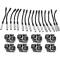 Ignition Coil - Set of 9