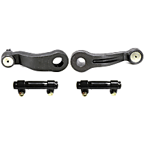 Pitman Arm - with Idler Arm, and Tie Rod Adjusting Sleeves