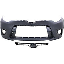 Replacement Grille Assembly and Bumper Cover Kit